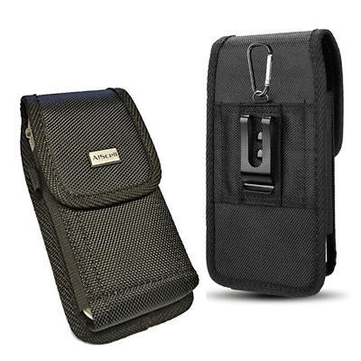 wholesale dealer 27135 91a6b For Galaxy Note 9 Note 8 Rugged Nylon Pouch Holster Fits Otterbox Lifeproof  Case | eBay