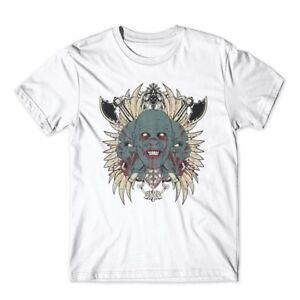 Wild Horse T-Shirt 100/% Cotton Premium Tee New