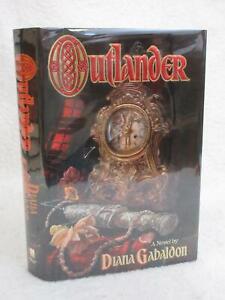 Diana-Gabaldon-OUTLANDER-1991-Delacorte-Press-NY-First-Edition-Printing-HC-DJ