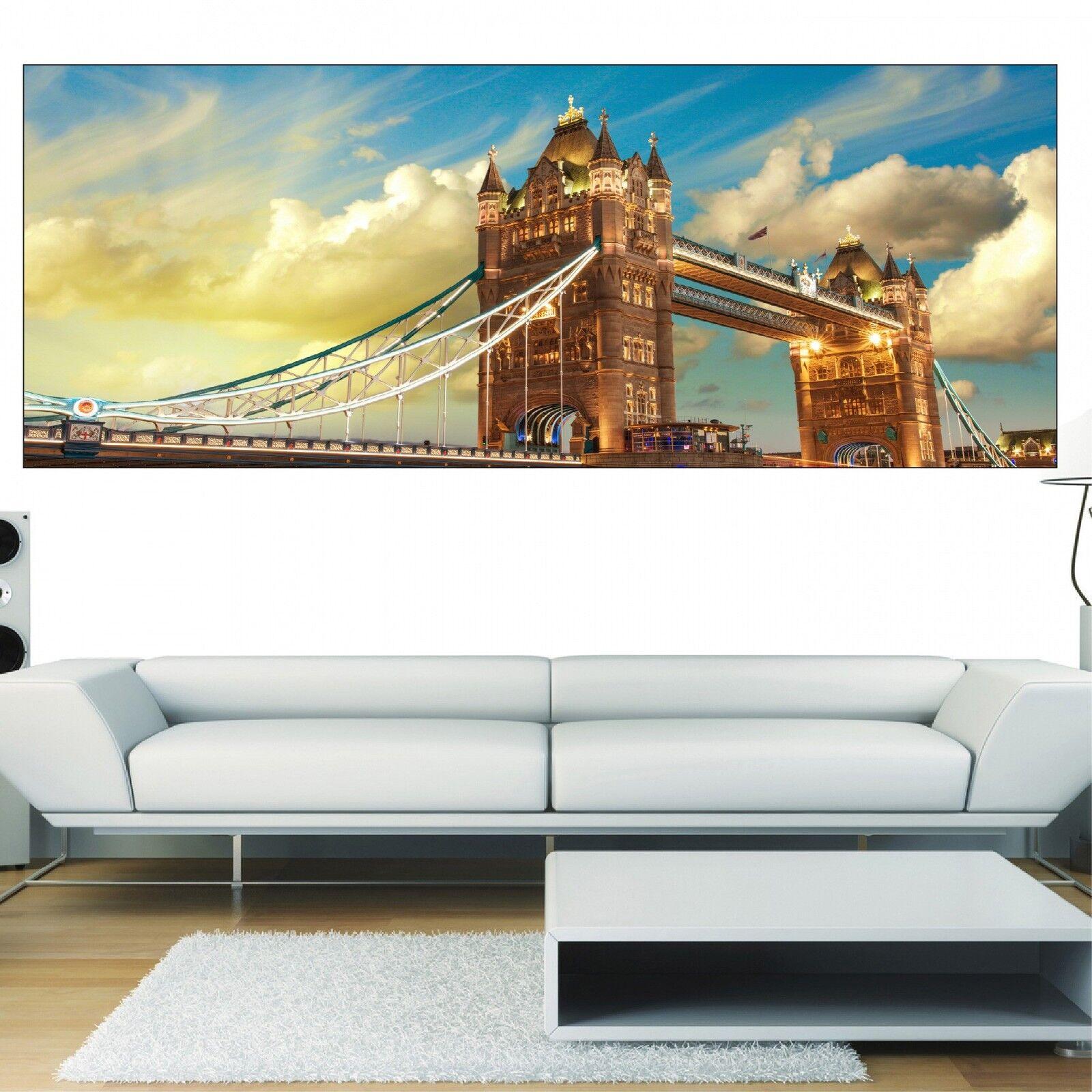 Papel pintado panorámica Londres 3608 Arte decoración Pegatinas