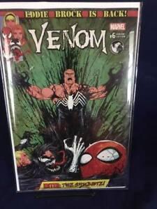 Venom #6 (Marvel 2017) Tyler Kirkham Variant - VARIANT BLOWOUT