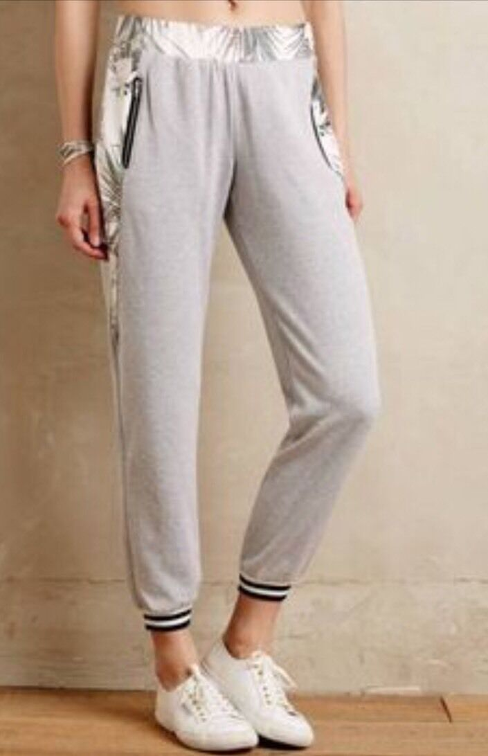 NEW Anthropologie Jogger Sweat Pants Size XS