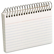Oxford Ruled Index Card 3 X 5 White 50pack Pk Ess40282