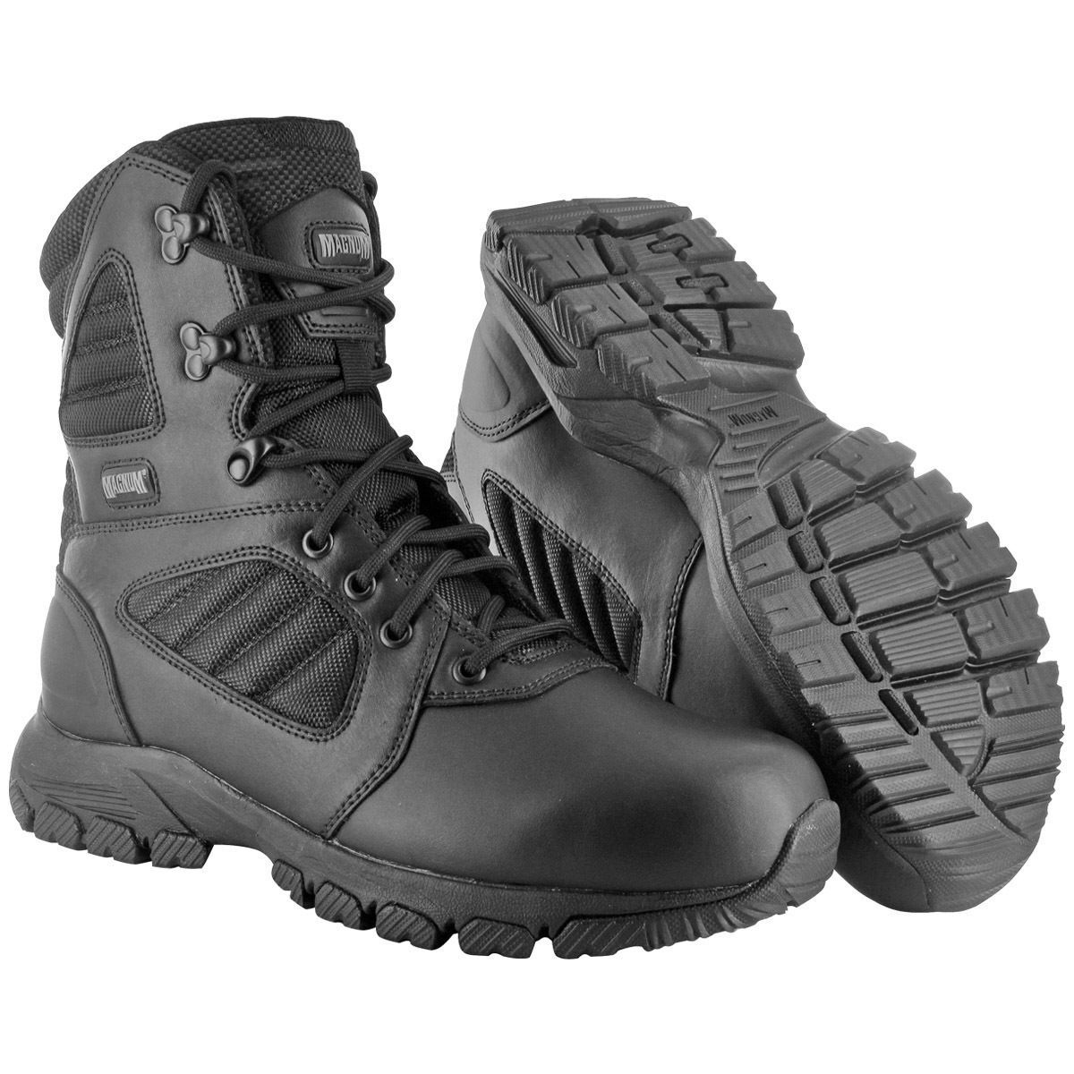 Magnum Patrol Lynx 8.0 Army Tactical Patrol Magnum botas Police Security Forces Negro 8502c5