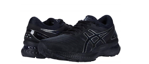 ASICS-1011A680-002-GEL-NIMBUS-22-Mn-s-M-Black-Black-Mesh-Athletic-Shoes