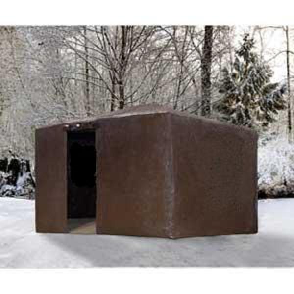 Winter Cover for Hard Top Gazebo Sojag - 10x10 US