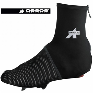 36//38 Couvre-Chaussures ASSOS Winter Overshoes Noir