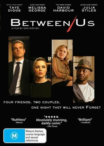 1 of 1 - Between Us (DVD, 2014, R4) Drama, Melissa George - New/Sealed!