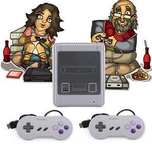 Hdmi 621 Built-In 1 Jeux Vid¨¦o Consoles Child Games + 2 Controllers Eu Plug