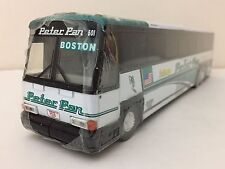Corgi 98433 MCI 102-DL3 Peter Pan Trailways Bus Bank Version   **  VERY RARE! **