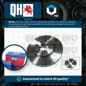 2x Brake Discs Pair Vented 257.5mm BDC5498 Quinton Hazell Set 0055700920 Quality