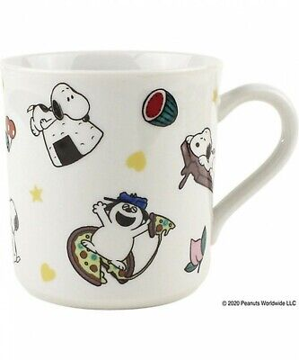 PSL Peanuts SNOOPY in GINZA 2020 Original Tea can w// coaster 1 of 2 types Japan