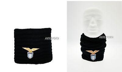 Obbiettivo Scaldacollo Lazio Ufficiale Originale 2015 - 2016 Sciarpa Sciarpe Caldo Inverno Squisito Artigianato;