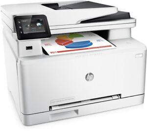 HP LaserJet Pro M277dw A4 DUPLEX WIFI Couleur Imprimante laser multifonction--afficher le titre d`origine g28CmxEw-09153112-743738081