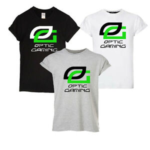 OpTic-Gaming-Tshirt-TopCall-Of-Duty-Xbox-PS3-PS4-Clan-New-Gift-tee-OG-Gamer-Game