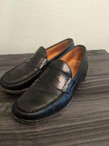 Frye Mens Penny Loafer Dress Shoes Size 10M in Black ...