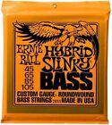 Ernie Ball 2833 Hybrid Slinky Bass Guitar Strings 45 - 105
