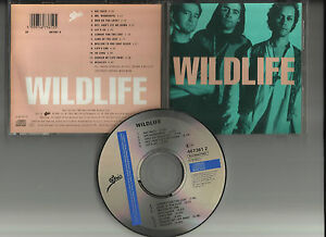 WILDLIFE-S-t-Same-ST-CD-RARE-MELODIC-ROCK-1ST-PRESS-1990-DOKKEN-HOUSE-OF-LORDS