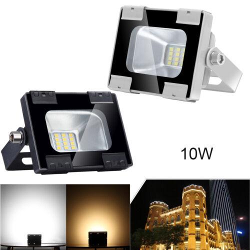 LED Fluter 10W-100W Mit Bewegungssensor Strahler Scheinwerfer Außen Außenleuchte