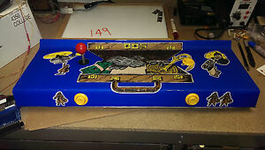 Ships Free! 2019 New Style Control Panel For 005-1981 Sega/gremlin Rare With All Controls