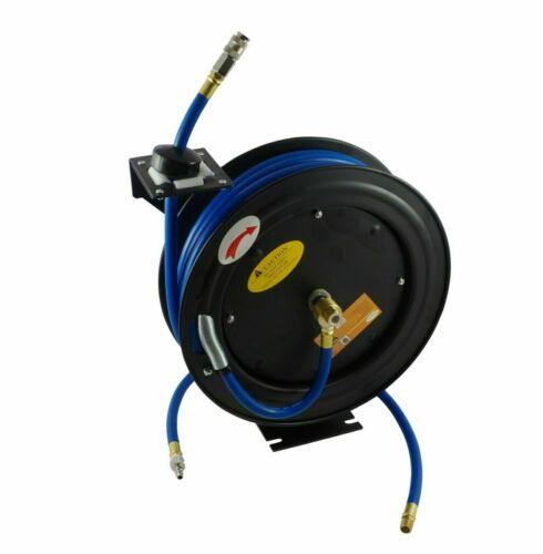 Automatik Druckluft-Schlauch 15 Meter Schlauchtrommel Aufroller Trommel