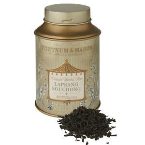 Prix Bas Avec Fortnum & Mason Lapsang Souchong 125 G Loose Leaf Tea Tin-afficher Le Titre D'origine Limpide à Vue