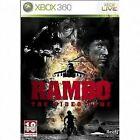 Rambo The Video Game Xbox 360