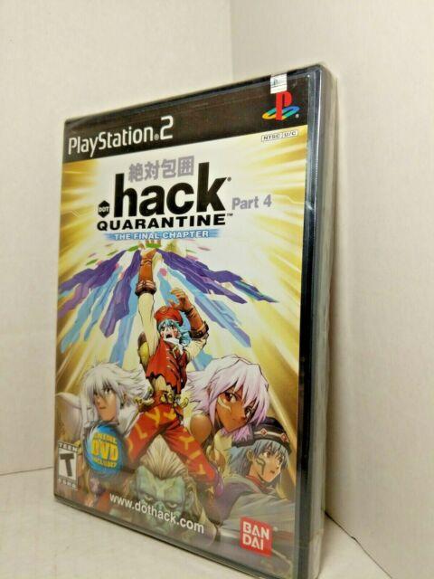 Hack Quarantine Part 4 Playstation 2 2004 For Sale Online Ebay
