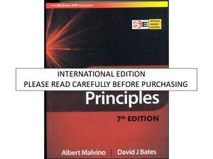Electronic principles, 7th ed. By albert malvino & david j. Bates.