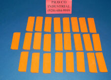 New Wago 280-302 End and Intermediate Plate Orange Pkg of 25