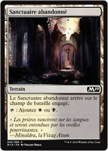 Mtg magic emn - French//vf abundant maw//mouth of abundance x4