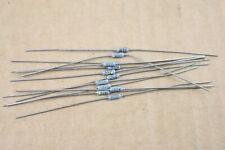 Lot Of Irc 316k Ohm 1w 1 Precision Metal Film Resistors Nos Axial Vintage Usa