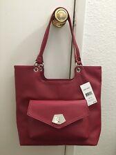 NWT Nine West Rock And Lock Red Purse Shoulder Bag Handbag