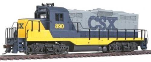 Walthers trainline 105 gp9m CSX    885 092442
