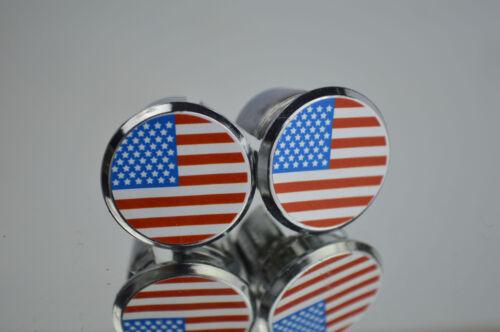 USA Flag for Trek Handlebar End Plugs Bar Caps endstopfen lenkerstopfen bouchons