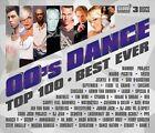 00's Dance Top 100 Best Ever by Various Artists (CD, Feb-2013, 3 Discs, Cloud 9 Holland)