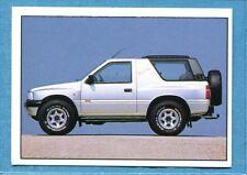 AUTO 2000 - SL - Figurina-Sticker n. 131 - OPEL FRONTERA 2.0i -New