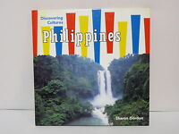 Philippines By Sharon Gordon (2003, Hardcover)