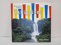 Philippines By Sharon Gordon (2003, Hardcover)