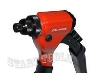 "8"" Professional Hand Riveter Pop Rivet Gun 2.4-3.2-4- 4.8MM  3/32 1/8 5/3 3/16"""