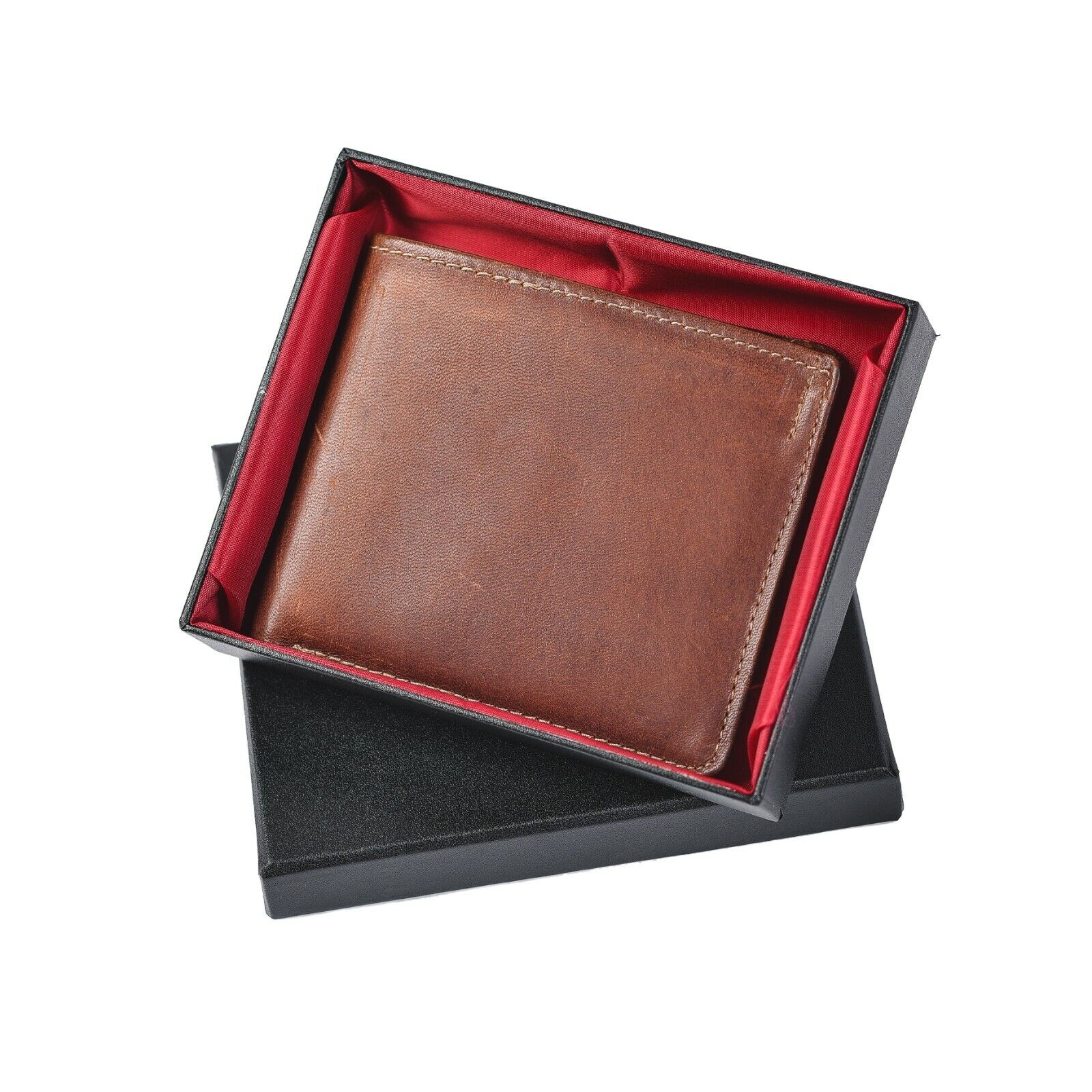Real Leather Wallet/ Personalized, Minimalist, Cowhide, Men Card holder