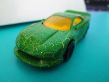 1993 HOT WHEELS-1//64 Green Crackle Diecast-McDonalds Chevy Camaro-China