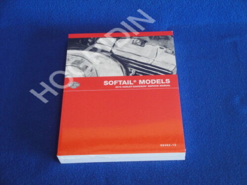 2015 Harley Davidson softail heritage fatboy night train rocker  service manual