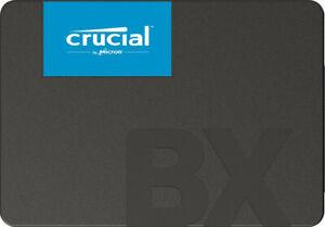 480 Go Crucial Bx500 3d Nand Sata 2.5 In (environ 6.35 Cm) Solid State Drive-afficher Le Titre D'origine