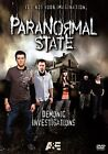 Paranormal State Demonic Investigations R1 DVD