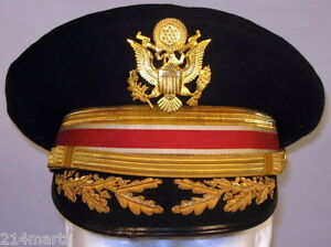 fcfe49b1072 Us army field officer engineers dress blues uniform hat jpg 300x224 Army  dress uniform hat