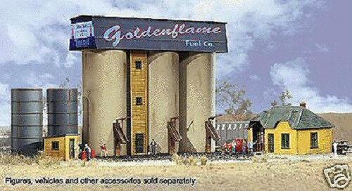 N Gauge Building Kit Coal Merchants goldenflame - 3246 Neu
