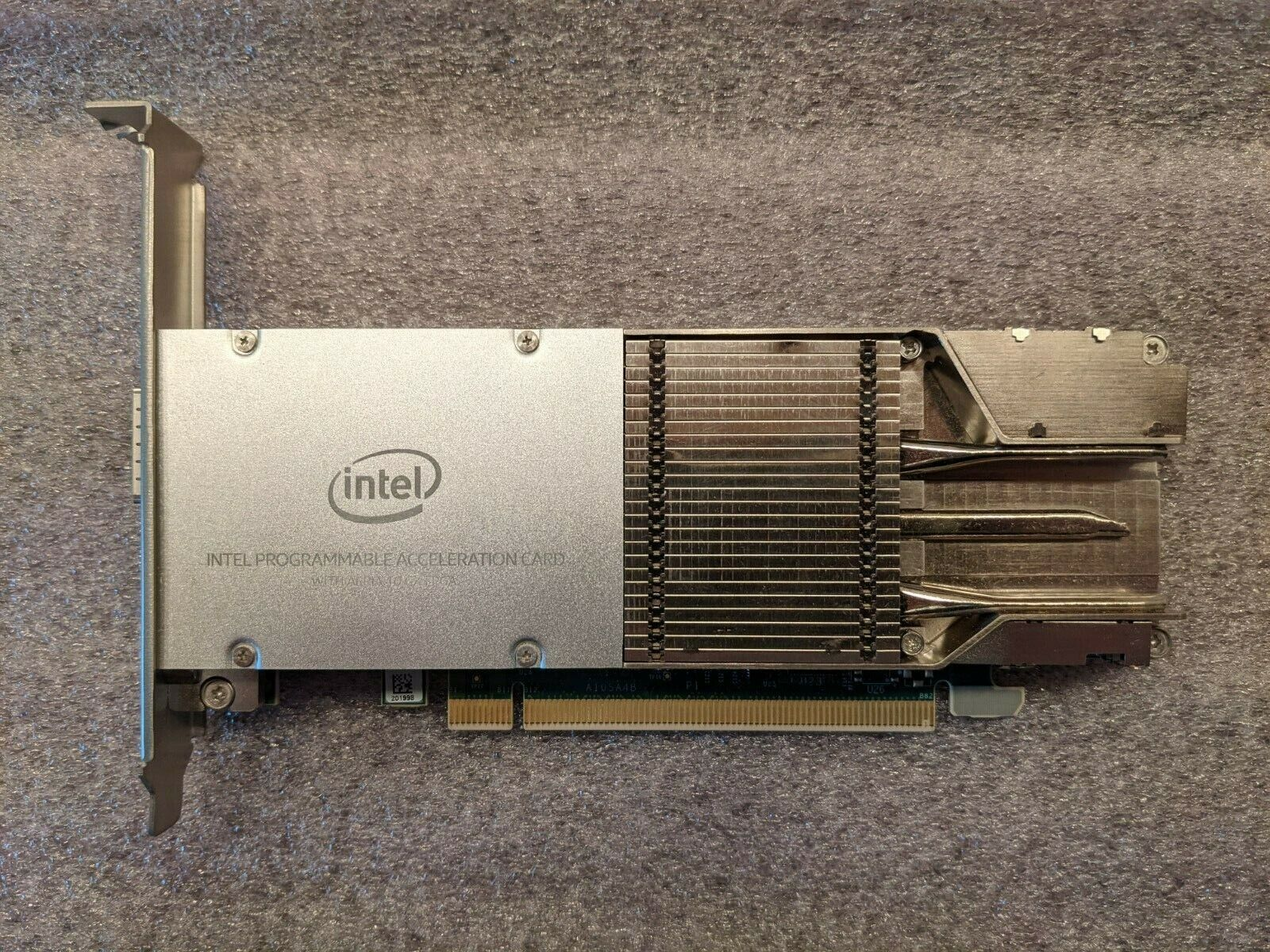 Intel Programmable Acceleration Card PAC With ARRIA 10 GX FPGA NEMKO