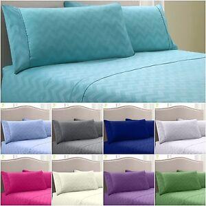 egyptian comfort 1800 count 4 piece deep pocket wrinkle free bed sheet set ebay. Black Bedroom Furniture Sets. Home Design Ideas