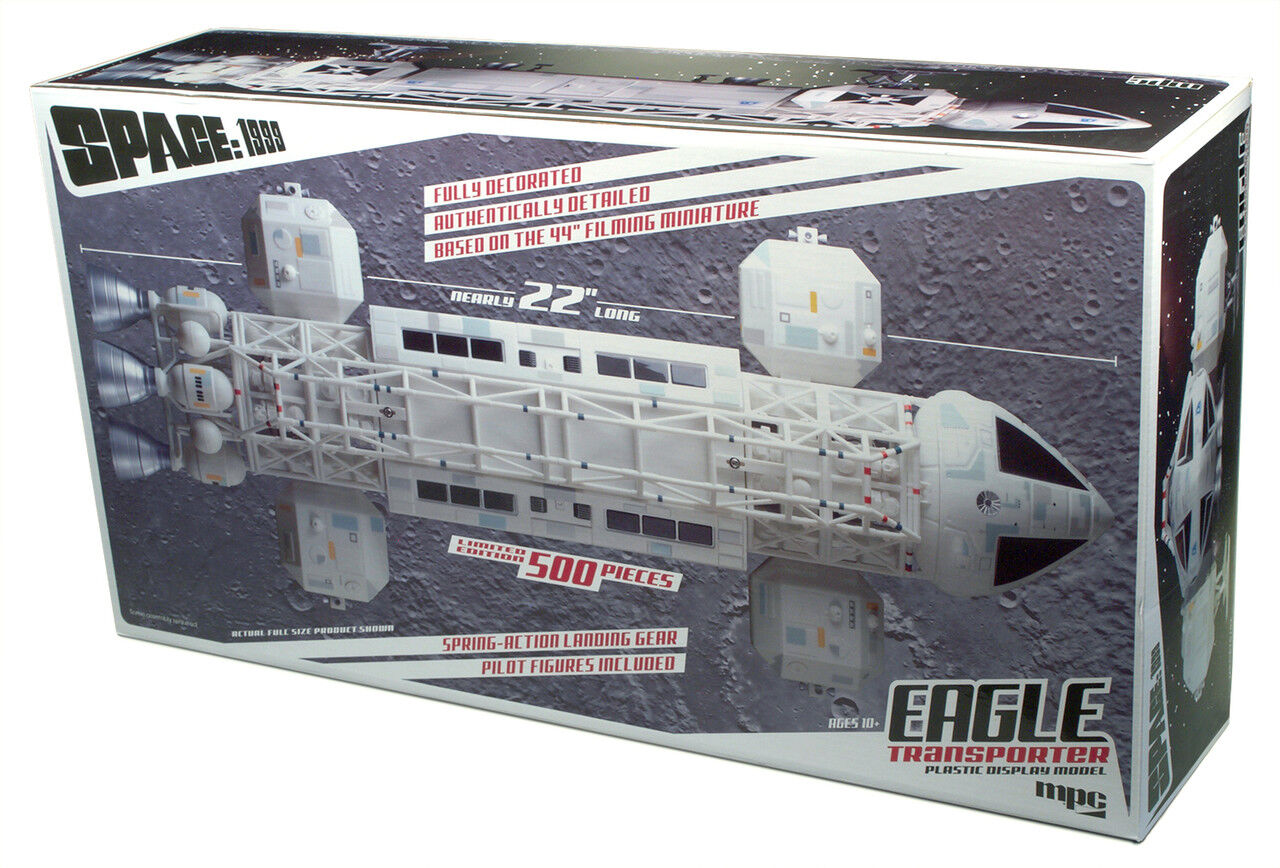 Space 1999 - 22 inch Eagle 1 Transporter   Pre Finished   MPC875